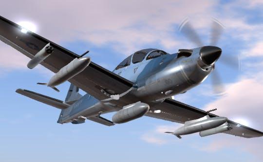 Fighter Aircraft Pilot