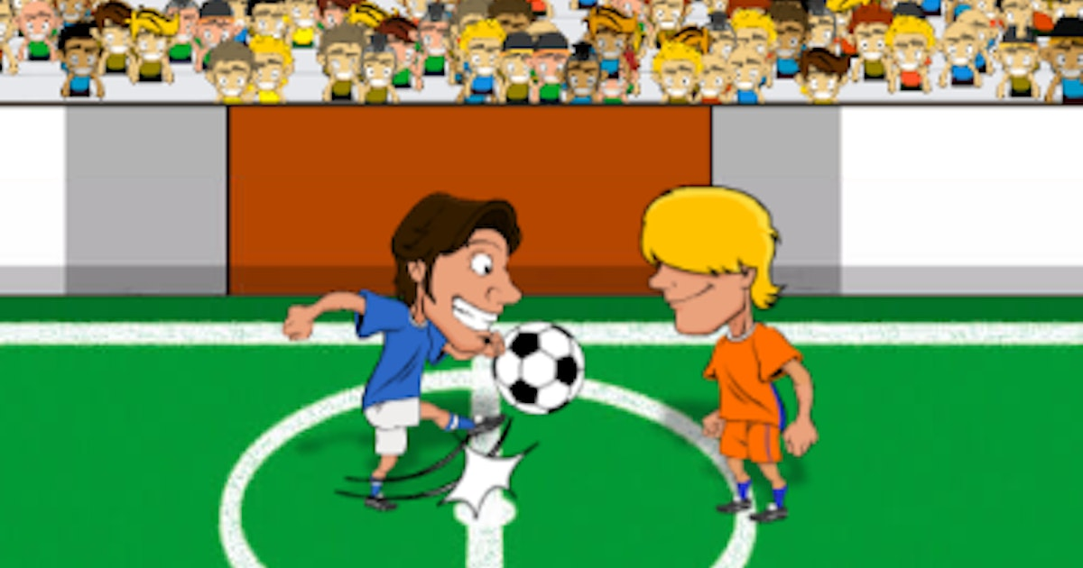 Funny Soccer - Play Funny Soccer on CrazyGames