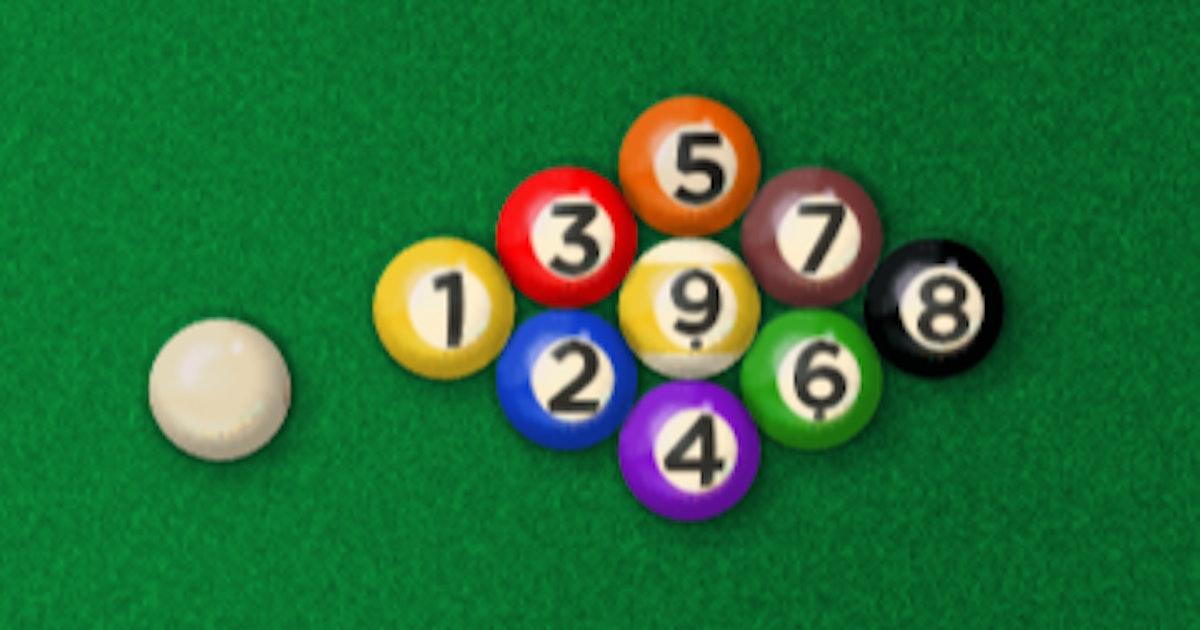 9 ball pool billard spiele