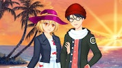 Anime Couple Dress Up