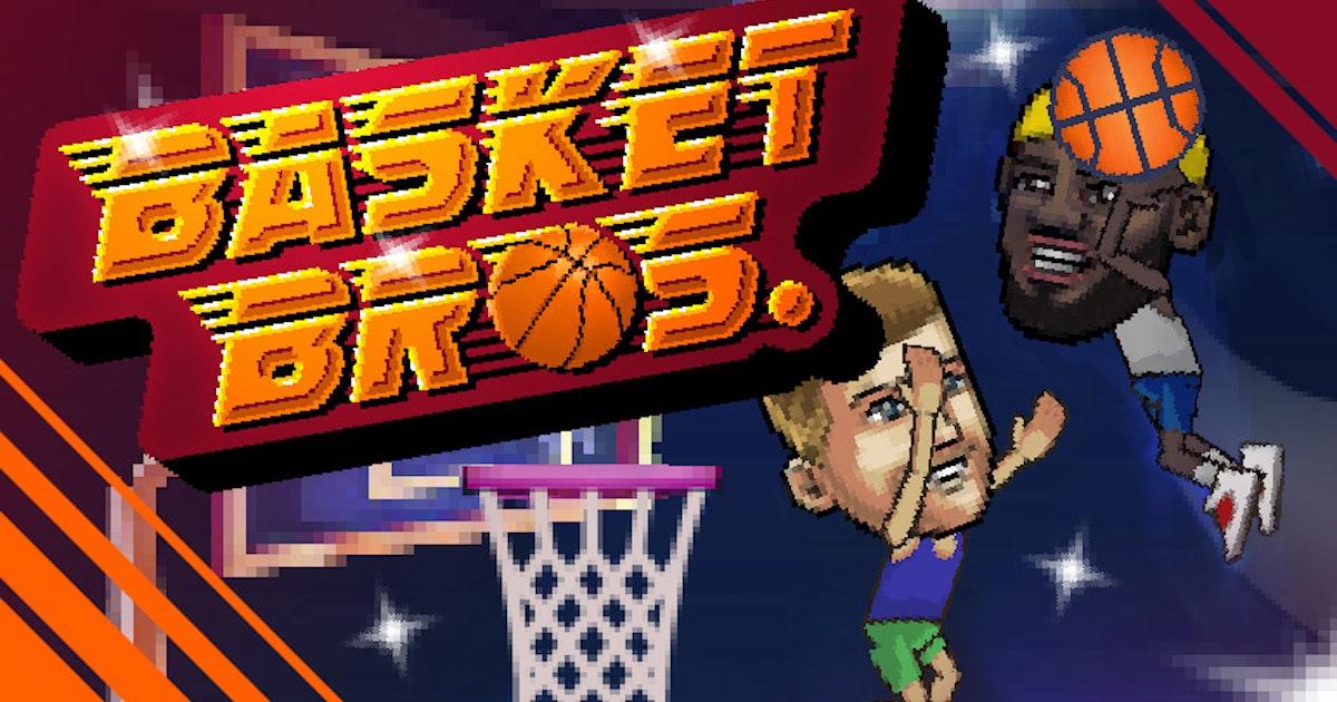 Basketbros Play Basketbros On Crazy Games