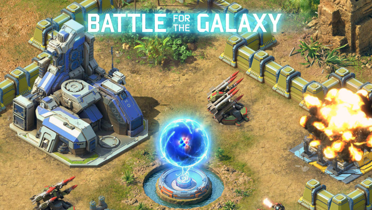 Battle for the Galaxy Game - Play online at Y8.com