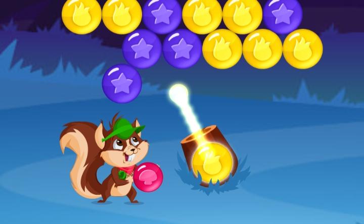 Bubble Shooter 1potato Games