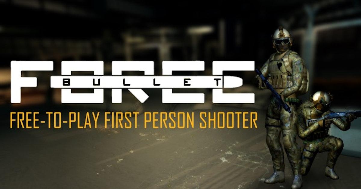 Bullet Force Mainkan Di Online Game