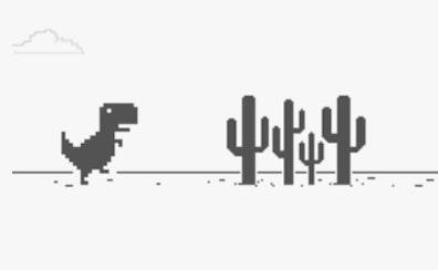 Dino Game (Chrome Dino)