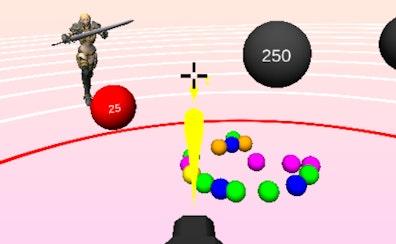 Color Ball Defender