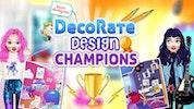DecoRate: Design Champions!
