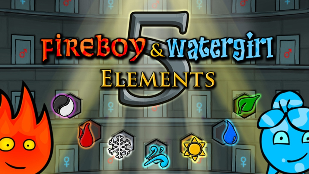 fire boy water girl 5 free online game
