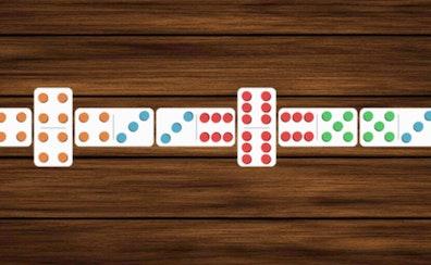 Gaple Dominoes