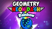 Geometry Neon Dash: Rainbow