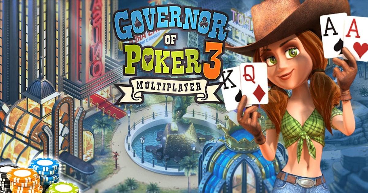 Governor Of Poker 3 Play Governor Of Poker 3 In Fullscreen