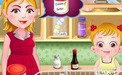 Hazel and Mom's Recipes: New Year Cake