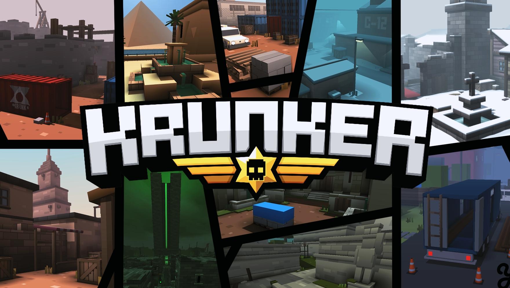 Krunker.io - Play Krunker in Fullscreen!