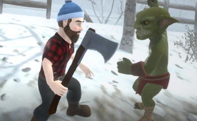 Lumberjack Story: Through the Fire