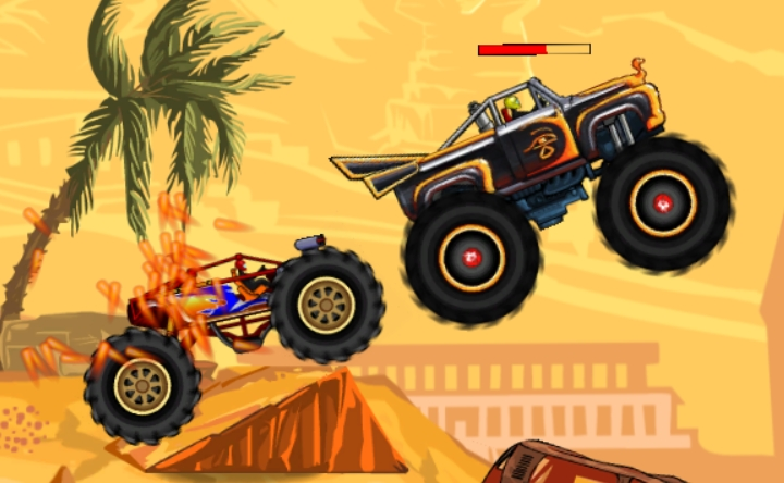 Monster Truck Games Play Monster Truck Games On Crazygames