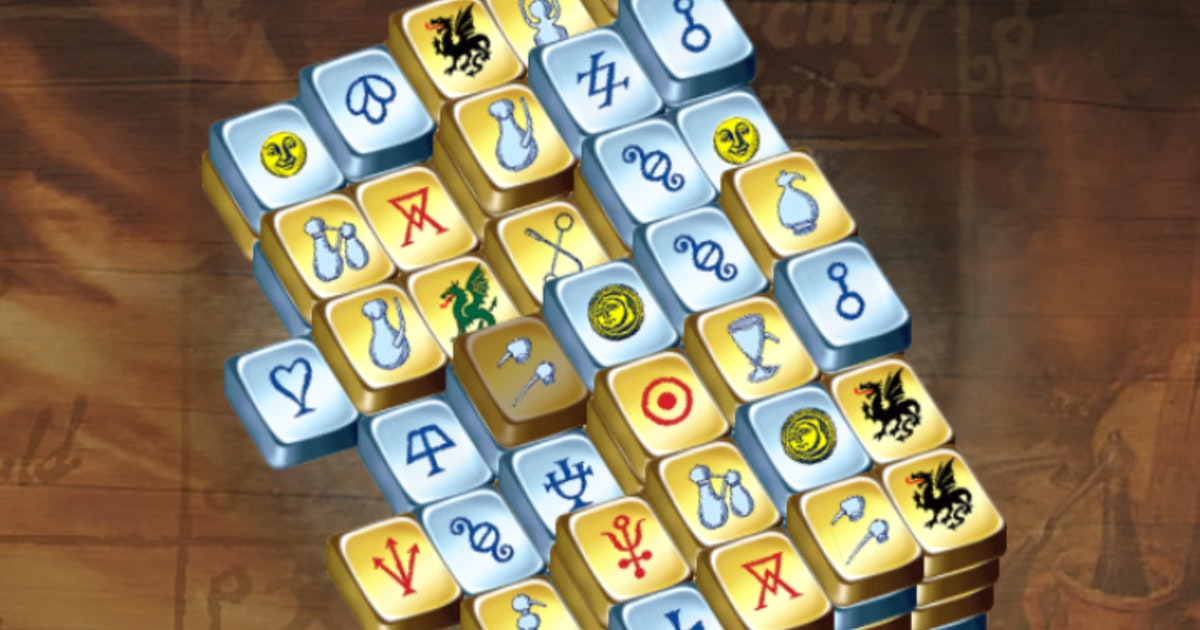 Mahjong Alchemy - Play Mahjong Alchemy on Crazy Games