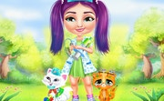 Miruna's Adventure: Vet