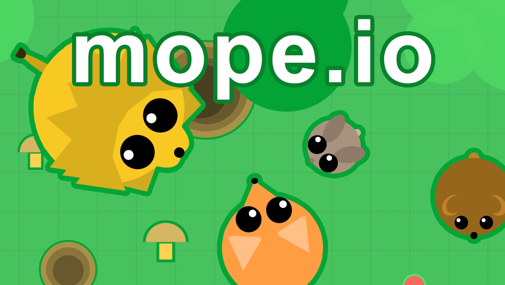 Mope.io - Play Mope.io on Crazy Games