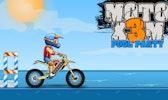 Moto X3M 5: Pool Party