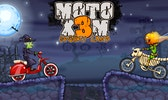 Moto X3M 6: Spooky Land