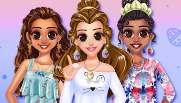 Princess Easter Sunday