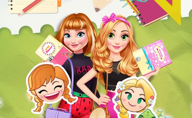 Princess Planning Diaries