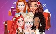 Princesses Fashion Passports