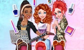 Princesses Rock Band