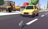Raccoon Adventure: City Simulator 3D