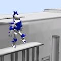 Ragdoll Physics: Stickman