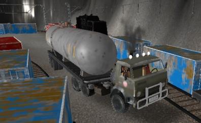 Russian Kamaz Truck Driver 2