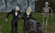 Slenderman Must Die: Abandoned Graveyard