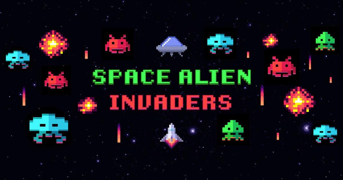 Space Invaders - Jouez à Space Invaders sur Crazy Games!