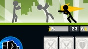 Stickman Fighter: Mega Brawl