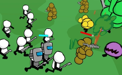 Stickman Gun Battle Simulator