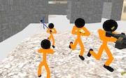 Stickman Prison: Counter Assault