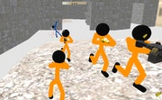 Stickman Prison: Counter Assault