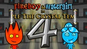 Fireboy and Watergirl 4: Crystal Temple