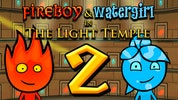 Fireboy and Watergirl in the Light Temple