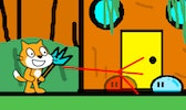 The Scratch Cat Adventure