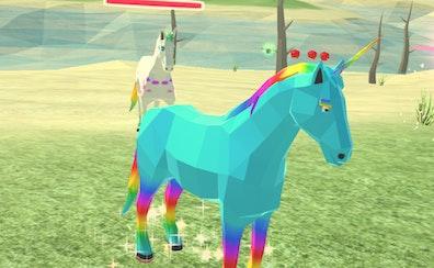 Unicorn Family Simulator Magic World