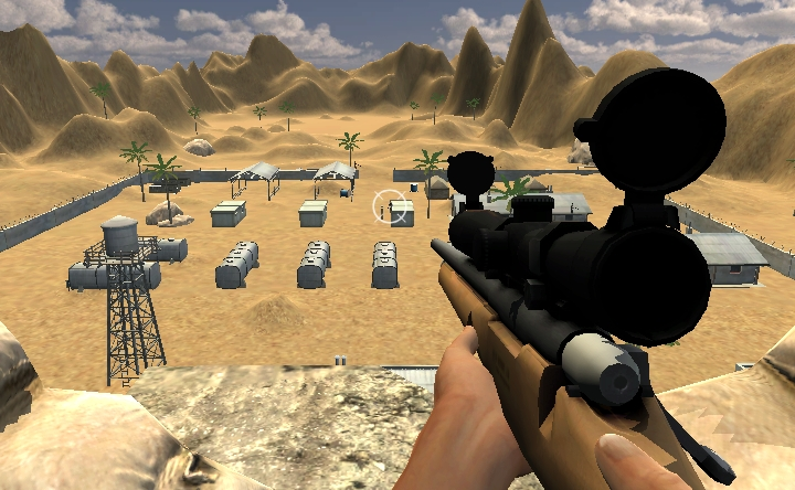 free online sniper games to play now