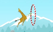 Giraffe Winter Sports Simulator