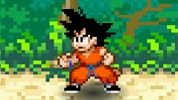 Goku Fighting