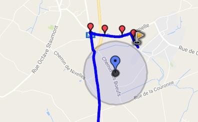 Google Maps Tower Defense