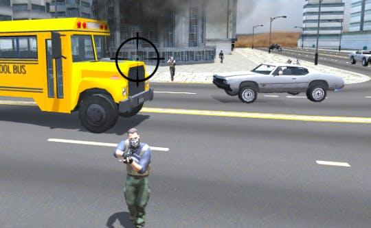 Grand Action Simulator: New York Car Gang