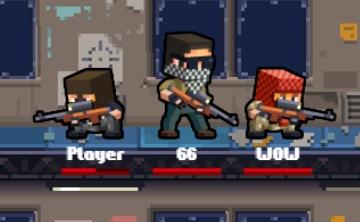 Gunfight Io Y Otros Juegos Io En 1001juegos Com