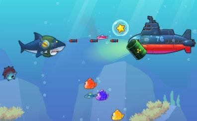 Gun Shark: Terror of Deep Water