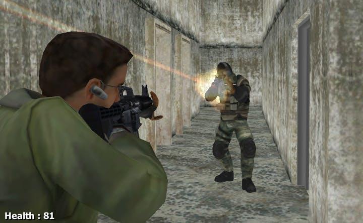 Heavy Combat