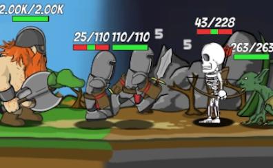 Heroic Battle